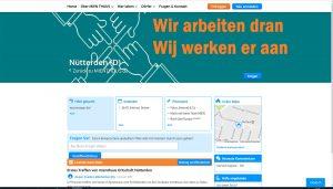 """Kick-off-Meeting im Sporthaus: Online-Dorfplatz Nütterden """"Mien Thuus"""""""